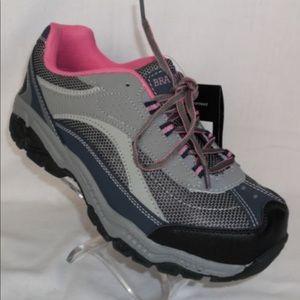 Brahma (Sarah) Steel Toe Slip Resistant Shoe